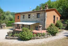 Il Camino holiday home for groups
