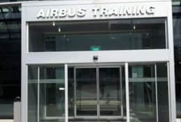 Airbus Training  at 1 km