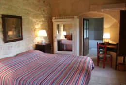 Masseria-della-Corte - double room with its own bathroom - Depressa di Tricase - Salento
