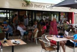 Peregian Beach Cafe - Baked poetry cafe