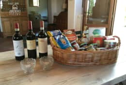 The Welcome Basket