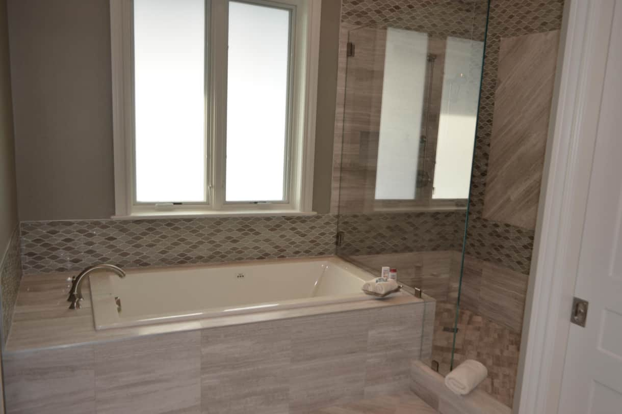 Villa XXI Exuma Master Bedroom En-suite Bathroom