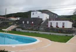 Main house and pool