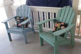 Front Deck Chairs