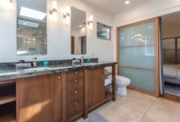 Master bath (main home)