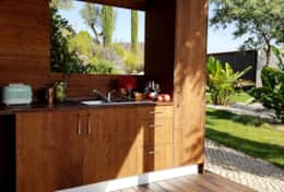 SILVES Outdoor Kitchenette