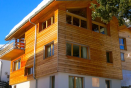 Chalet Papagei