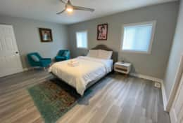 Guest Bedroom, Union Street - Prince Edward County