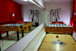 Carville Villa Gamesroom