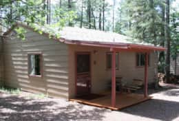 Nothwoods Cabins 3  2bd-2bth 850sf