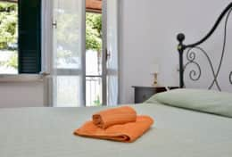 San Martino private villa, bedroom 2, main house