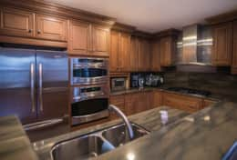Kitchen upstairs unit