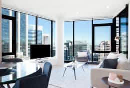 Urban Rest Apartments | Luxurious 2 bedroom CBD apartment in premier building