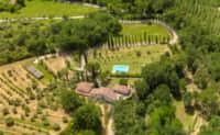 Tartufo private villa