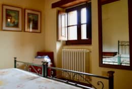 Second floor bedroom 1 in the main villa