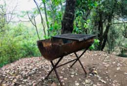 Braai available