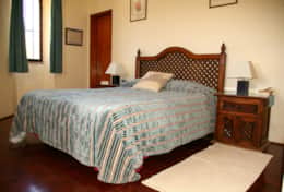 Master Bedroom in Casa Alegre